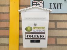 BUZÓN DE SUGERENCIAS DEL COLEGIO